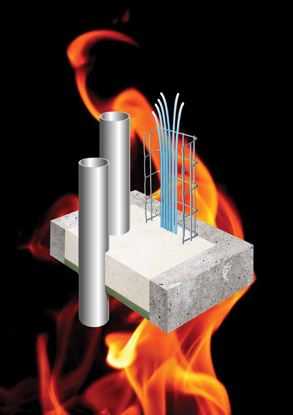 Fire stop mortar product image